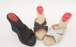 Christian Louboution wedges