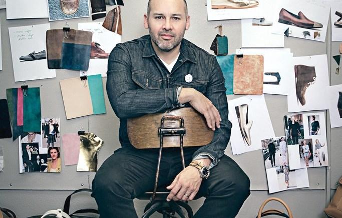 George Esquivel FN Footwear News