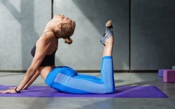 Karlie Kloss for Nike fall 14