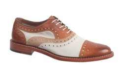 FN Footwear News Johnston & Murphy Spring 15