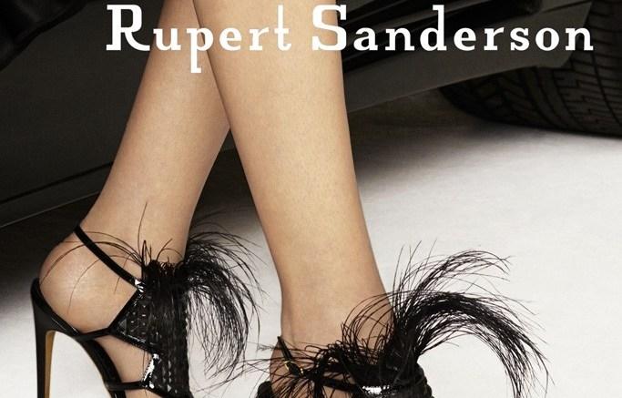 Rupert Sanderson fall 14 campaign