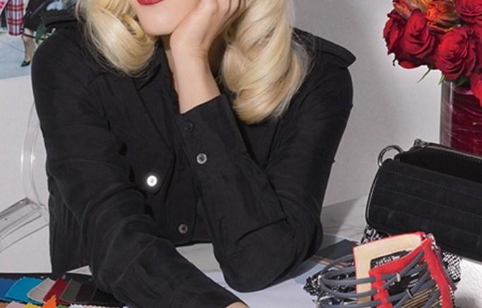 FN Footwear News Titan Industries Inc Gwen Stefani Gx Shoe
