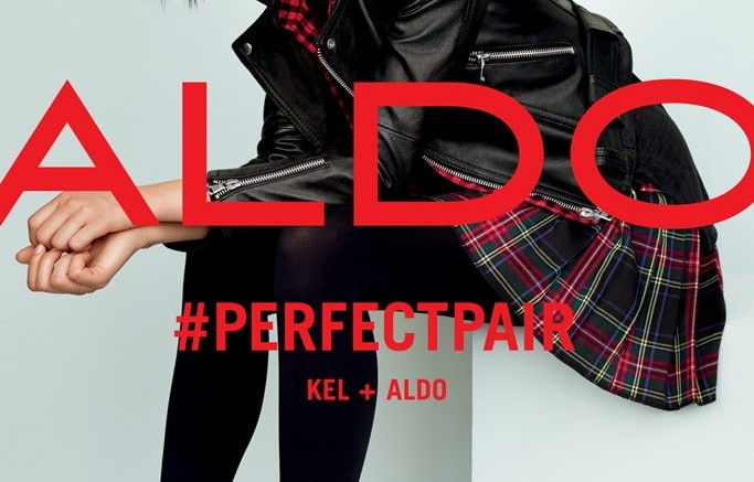Kel Markey for Aldo