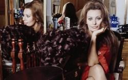 FN Footwear News Sophia Loren