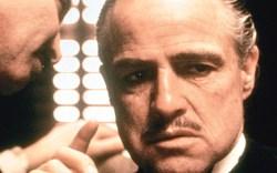 FN Footwear News Marlon Brando The Godfather