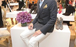 Footwear FN Footwear News Edgardo Osorio Aquazzura