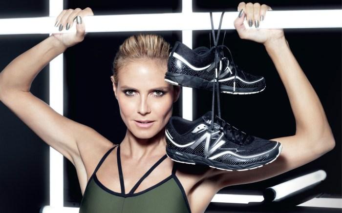 Heidi Klum for New Balance