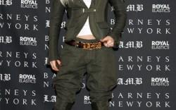 Gwen Stefani At Barneys in 2005