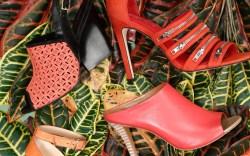 BCBGMAXAZRIA&#8217s zippered heel KLUB NICO&#8217s slingback wedge REPORT SIGNATURE&#8217s mule SCHUTZ&#8217s platform sandal
