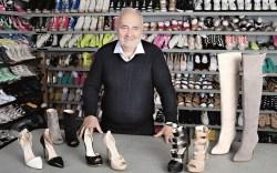 FN Footwear Footwear News Bob Goldman Chinese Laundry