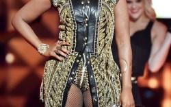 Jennifer Hudson at Fashion Rocks 2014
