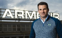 Under Armour Kevin Plank FN Footwear News