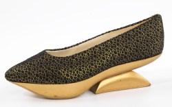 Beth Levine Kabuki shoe 1965
