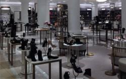 Kurt Geiger recently debuted a new shoe department at Fenwick