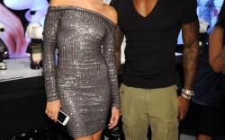 Hailey Baldwin and Tyson Beckford