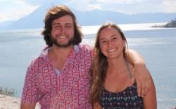 Travis Breihan and Sophie Eckrich