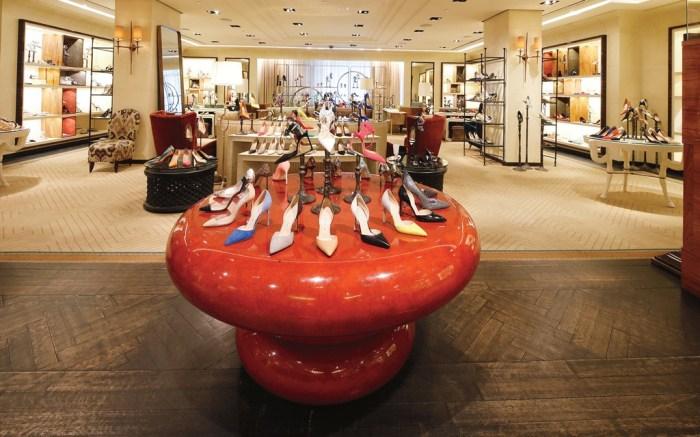 Footwear News FN Footwear Bergdorf Goodman
