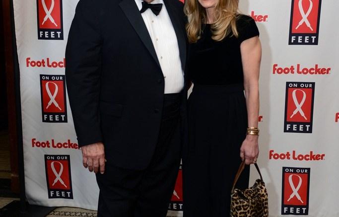 Ken Hicks and Kyra Sedgwick