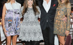 FN Footwear Footwear News Sutton Stracke Mary Katrantzou Gianvito Rossi Erica Pelosini