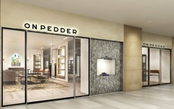 A store rendering of On Pedder&#8217s men&#8217s store in Hong Kong