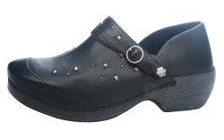 Biker-influenced style with stud trim from 4EURSOLE
