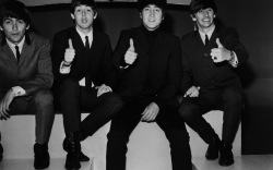 Ringo Starr with The Beatles