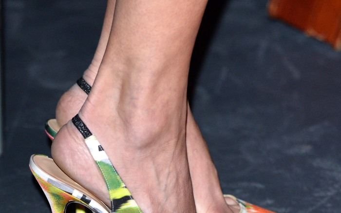 Amal Clooney's Top Four Shoe Moments of 2014