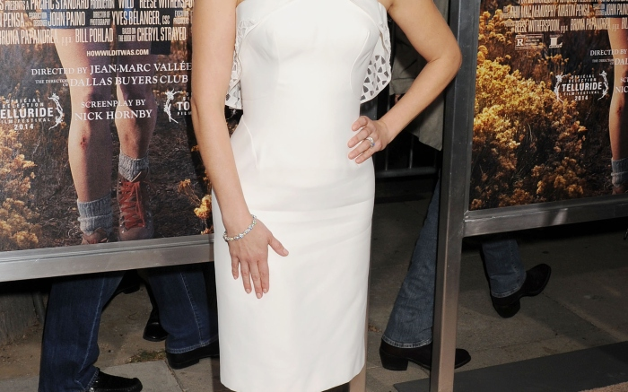 """Reese Witherspoon at the """"Wild"""" premiere"""