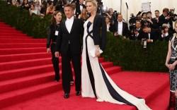 Charlize Theron & Sean Penn's Winning Style