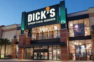 A Dick's Sporting Goods location