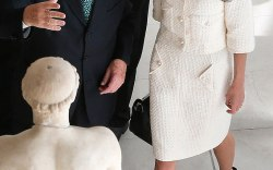 In Amal Clooney's Shoes…