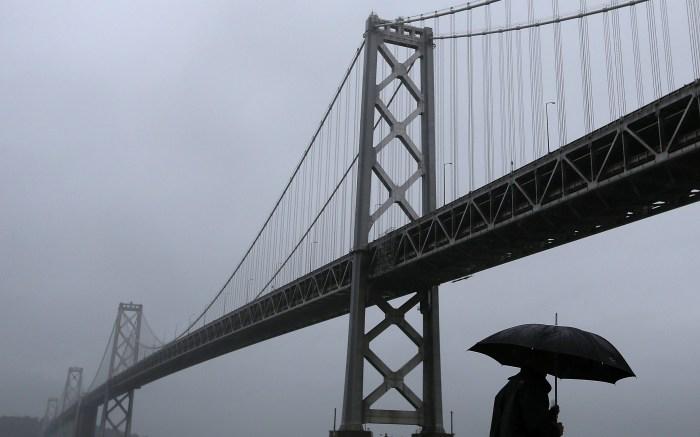California Bay Bridge
