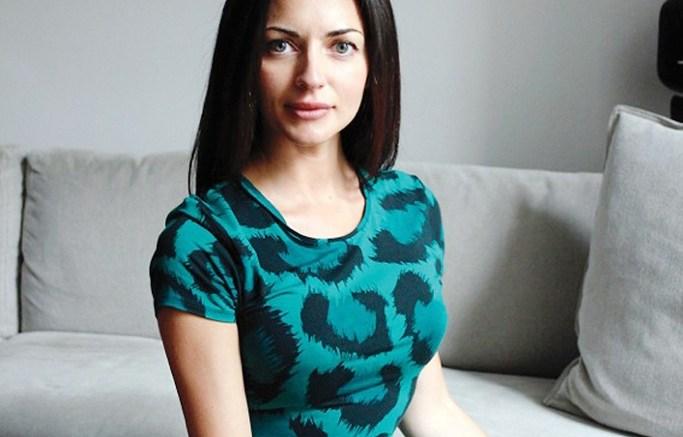 Natalia Barbieri of Bionda Castana