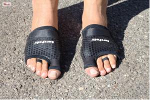Kickstarter BarePadz Minimalist Shoes