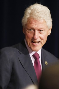 Bill Clinton's Dinner Date