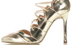 Chelsea Paris SAG Award shoes