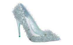 """""""We worked with a lot of crystal shoes, and that was probably our favorite from the season."""""""