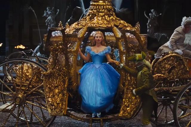 "Disney's new ""Cinderella"""