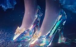 Cinderella's Swarovski slippers