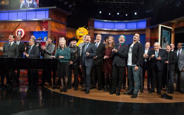 Colbert Report Finale