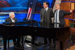 Stephen Colbert; Jon Stewart; Colbert Report
