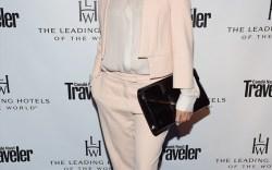 Eva Longoria at a Conde Nast Traveler party in 2013