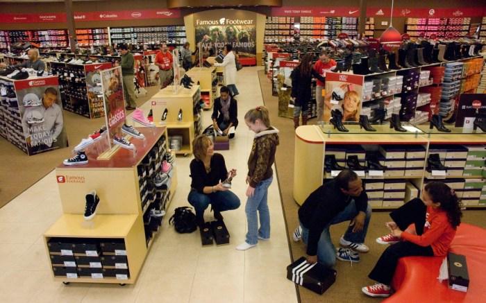 Brown Shoe Sells Shoes.com