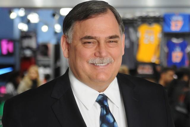 Footlocker CEO Ken Hicks