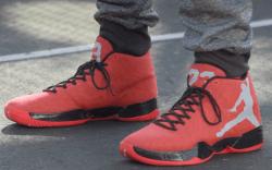 Foot Locker x Air Jordan ad