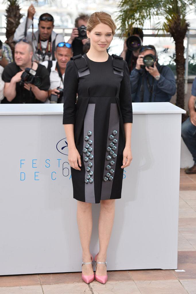 Lea Seydoux, Prada, Cannes