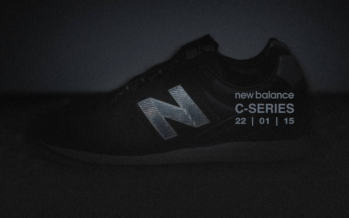New Balance C-SERIES cycling shoe in association with Tokyo Bike