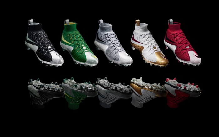 Nike college football Vapor Untouchable cleats