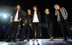 One Direction's Best Looks of 2014