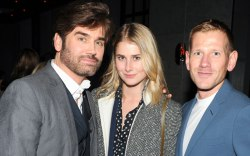 Paul Andrew Fetes CFDA/Vogue Fashion Fund Win